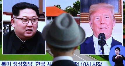 On sidelines of two-man summit, North Korea's neighbors watch carefully