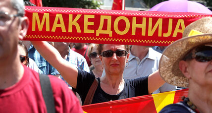 Macedonia renamed: Countries' name-changes try to 'clean the slate'