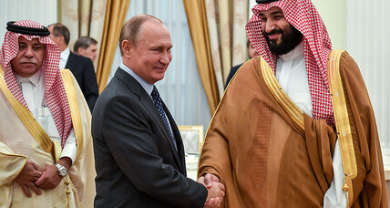 As  OPEC watches nervously, Russia and Saudi Arabia create a new axis – of oil