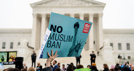 In travel ban decision, Supreme Court shows judicial deference to presidency