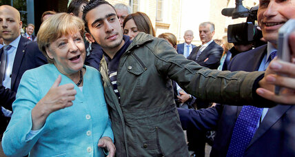 In Merkel's moment of crisis, a chance to seize middle ground on migration?