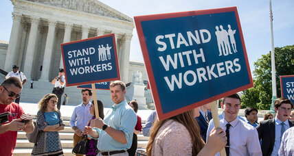 Court ruling a blow, not a knockout, to public unions