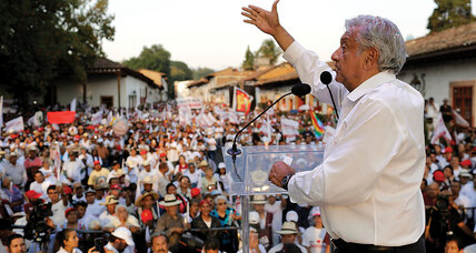 Mexico's man of the people – with an ego