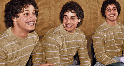 'Three Identical Strangers' is a true story that could only be believed because it actually happened
