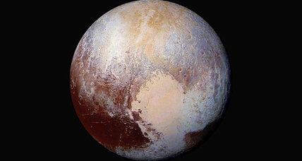 Pluto dune mystery challenges scientists' frame of reference