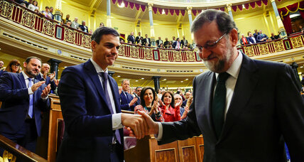 Spain's grand example for Europe