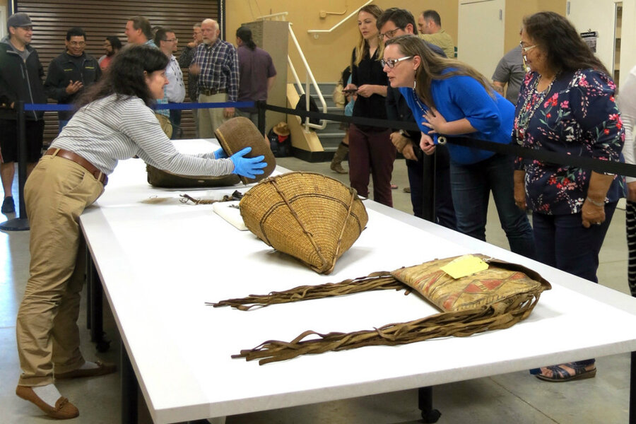 British Museum to return Native American artifacts to Oregon