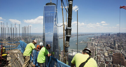 Three World Trade Center marks important step in site's rebuilding