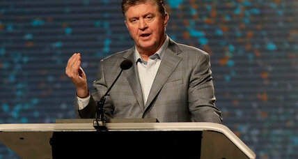 Southern Baptists reckon with gender equity after #MeToo cases
