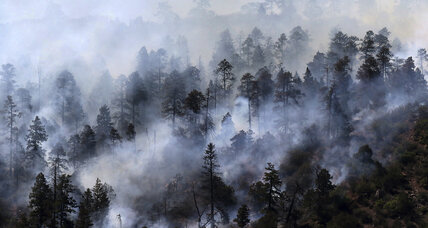 To avert potential wildfires, officials across Southwest close national forests