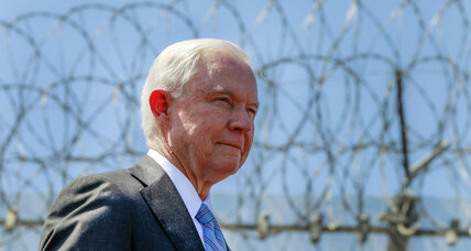 Sessions rules domestic, gang violence not grounds for seeking asylum