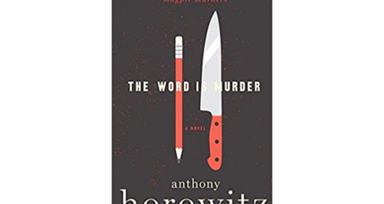 'The Word Is Murder' is Anthony Horowitz at his ambitious best