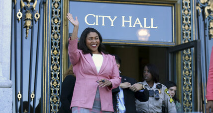 First African-American woman mayor ready to lead San Francisco