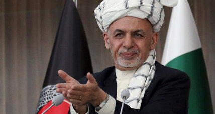 Clues of peace in Afghanistan