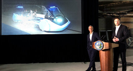 Elon Musk to build high-speed transportation system in Chicago
