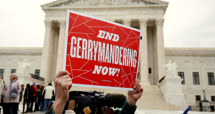 The high court's hint on partisan gerrymandering