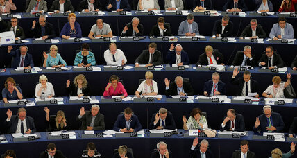 Free speech advocates sound alarm over EU copyright proposal