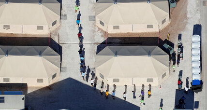 In immigrant detention, a role for children