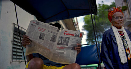 Cuba loosens grip on media, allows for more independent reporting