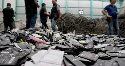 Thailand takes first step toward total ban of e-waste