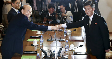North, South Korea to host reunions for war-split families