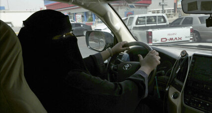 Saudi Arabia's 'driving ban' is finally lifted