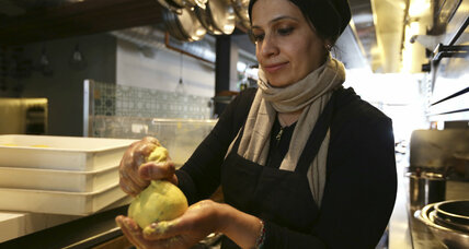 US restaurants host refugee chefs as part of worldwide festival
