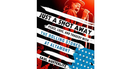 'Just a Shot Away' redefines the 1969 Altamont tragedy as a racial crime