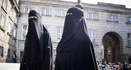 Swiss government's rejection of burqa ban prompts binding referendum