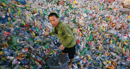 Closing the loop on plastic recycling?