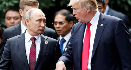 Backdrop for Putin summit: A pattern of Trump disrespecting allies?