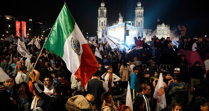 With election of new president, often-cynical Mexicans opting for hope
