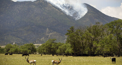 US West learns to live with heightened threat of wildfire