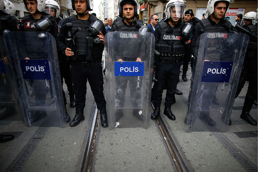 Did Turkey end its state of emergency or make it permanent