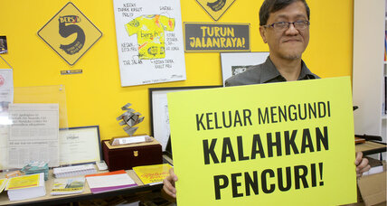 For Malaysia's democracy advocates, huge hurdles remain after surprise win