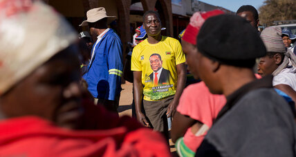 On the campaign trail, Zimbabweans cautiously test new freedoms