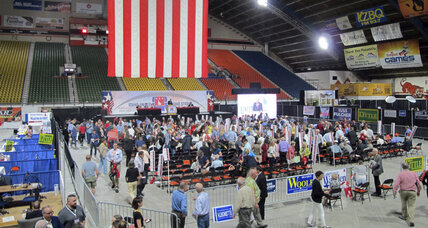 Idaho GOP convention wrestles with immigration, gay marriage