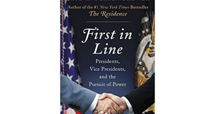 'First In Line' profiles modern vice presidents from Nixon to Pence