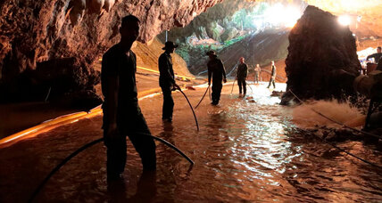 Thai cave rescue: a metaphor on climate adaptation