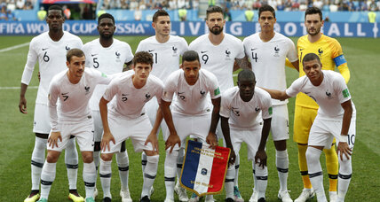 World Cup puts a different spotlight on immigration for European teams