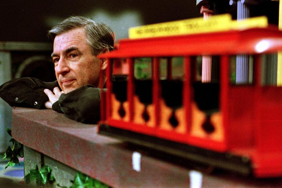 How Canada Helped Make Mister Rogers Neighborhood Csmonitor Com