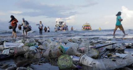 Amid Bali trash crisis, local heroes fight to keep island clean