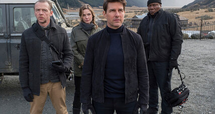 'Mission: Impossible - Fallout' has a core of feeling but is a little too long