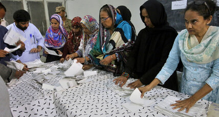 Pakistan's election: a victory for women