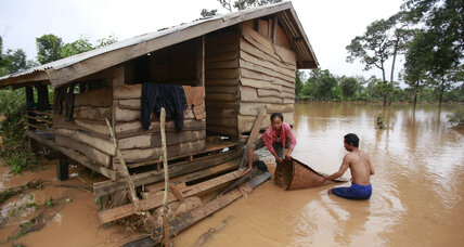 Laos dam collapse raises questions about construction standards