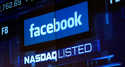 Facebook stock plunges in biggest one-day drop in stock market history