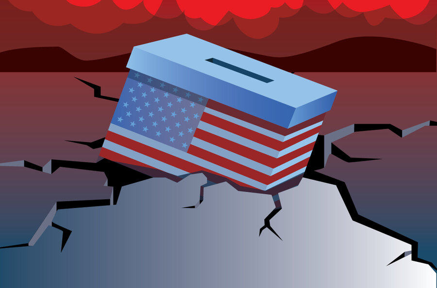 a system under strain is us democracy showing real cracks