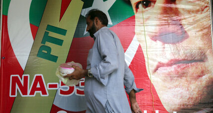 In Pakistan, a 'yes, we Khan' moment