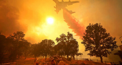 Wildfires force California to reckon with a not-so-new normal