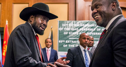 With new negotiations, South Sudanese warily hope for a 'peace' they can see